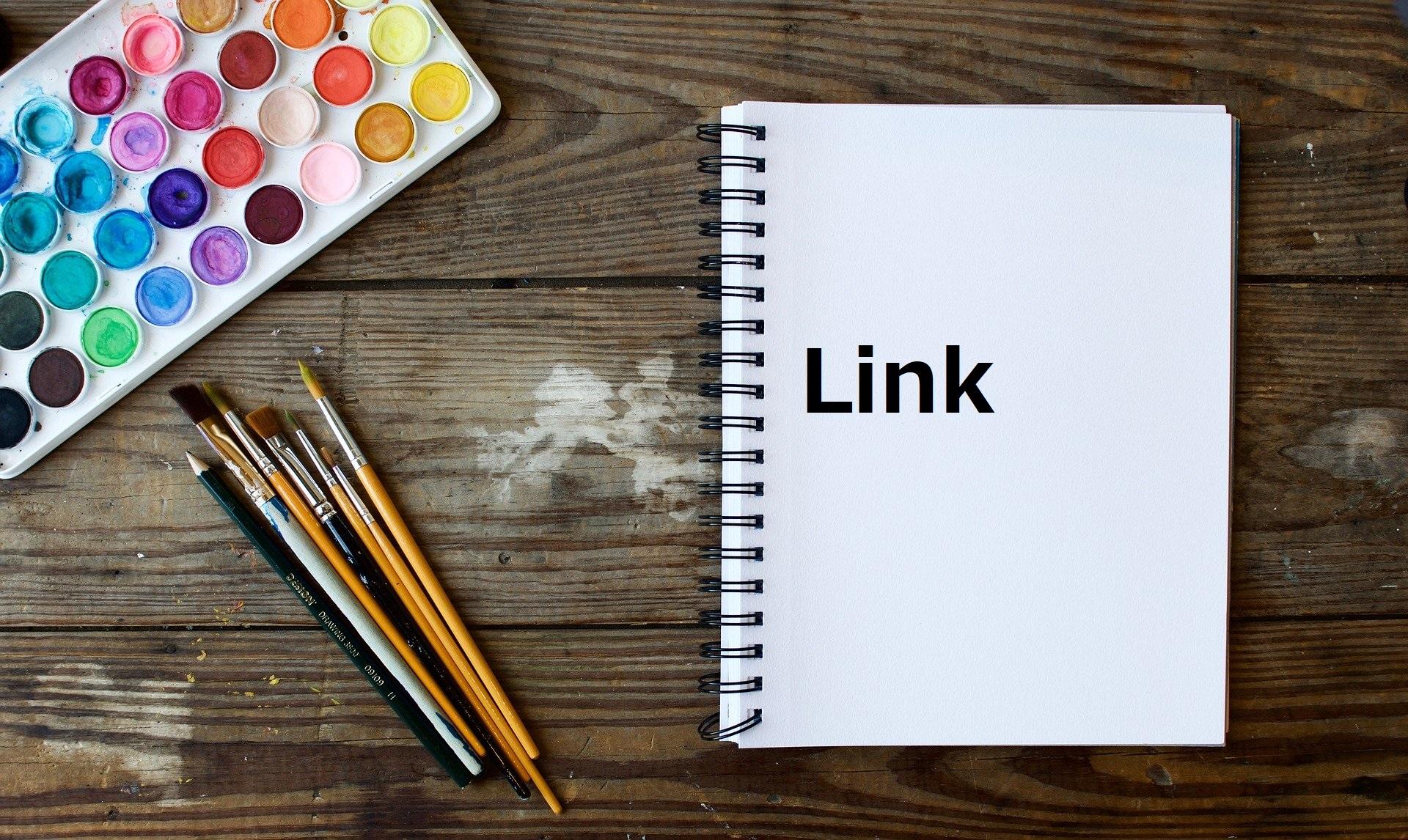 Link画像